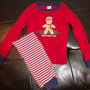 Christmas Gymboree Pajamas Size 6